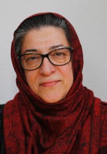 Hamideh Mohagheghi, M.A.
