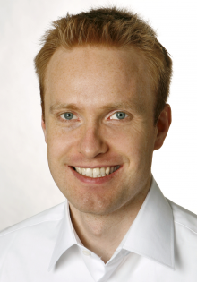 Dr. des. Thomas John