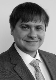 Dr. tech. nauk (NMetAU) Olexandr Grydin