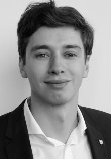 Mykhailo Stolbchenko, M.Sc.