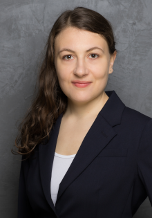 Maryna Gulenko, M.Sc.