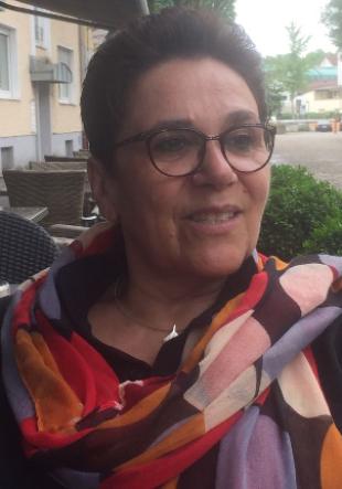 Brigitte van der Poll